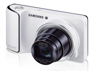Samsung GALAXY Camera доступна европейским пользователям